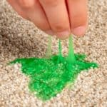 How to Get Slime out of Carpet - 7 Easy Methods