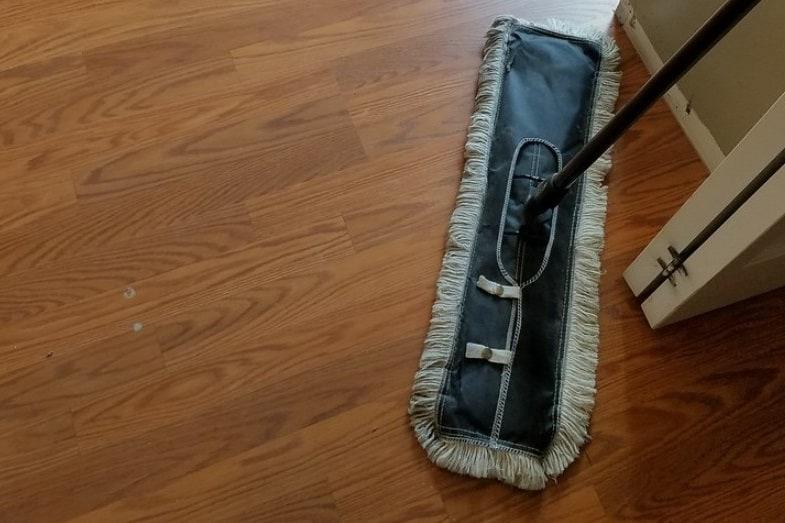 how do you clean hardwood floors
