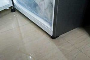 Refrigerator Leaking Water – How to Fix