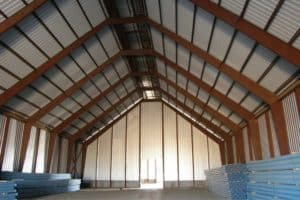 Read more about the article Cheapest Way to Insulate a Metal Building