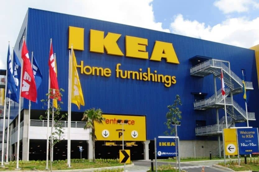 where is Ikea furniture made