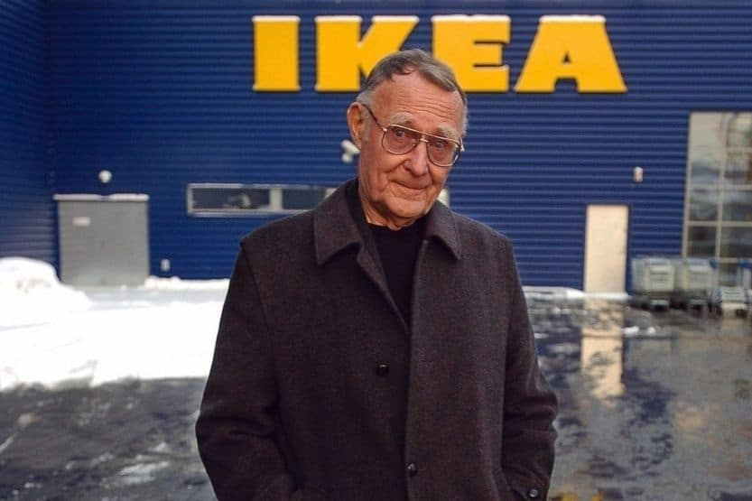 who makes Ikea furniture