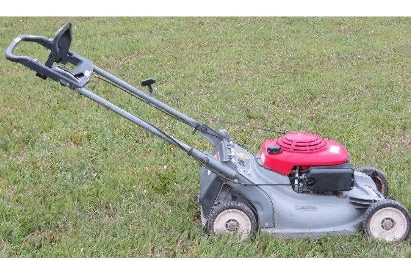 Honda Harmony 215 lawn mower