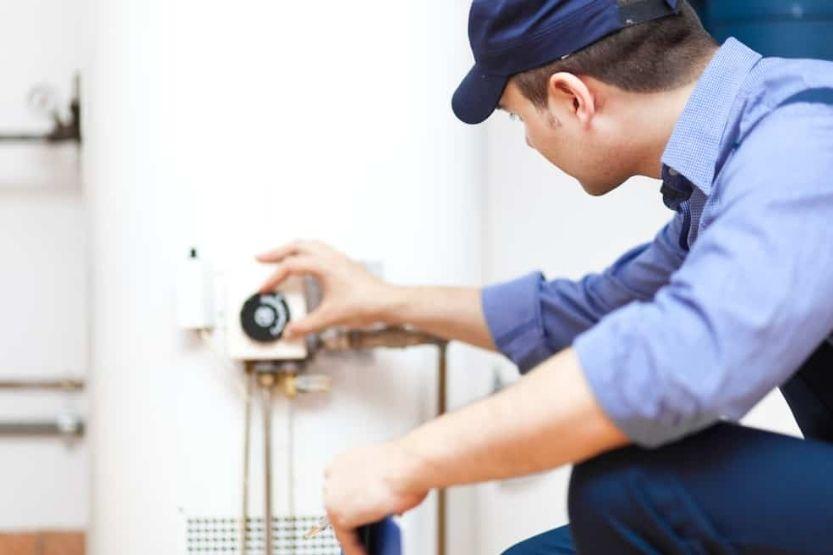Lowe's water heater installation cost