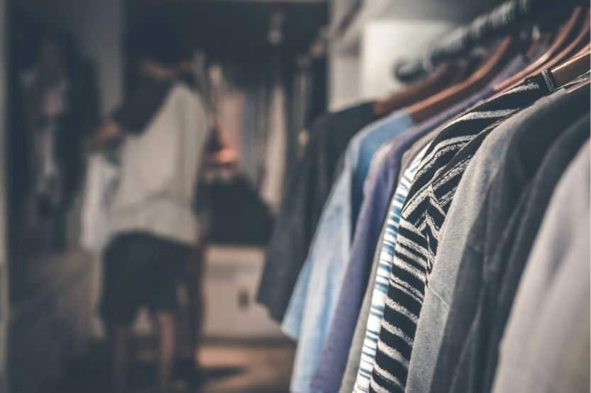 wardrobe vs closet