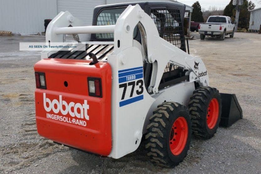 bobcat 773 review
