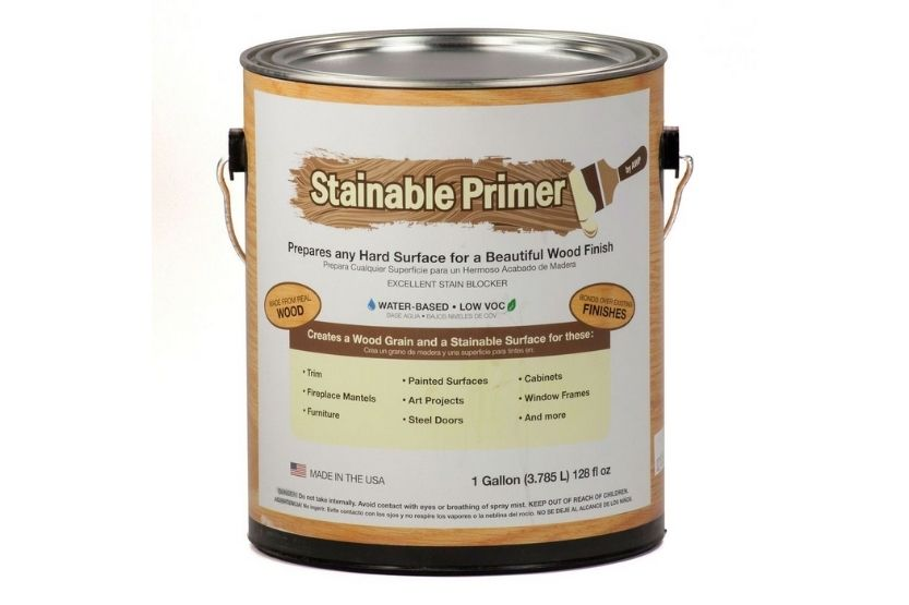 stainable primer review