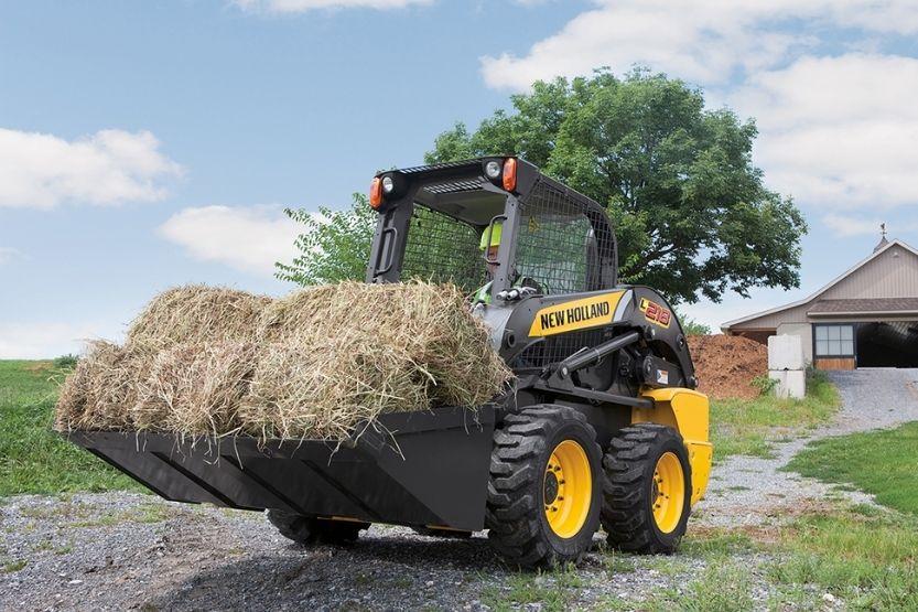 tractor vs skid steer