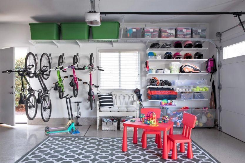 garage ceiling design