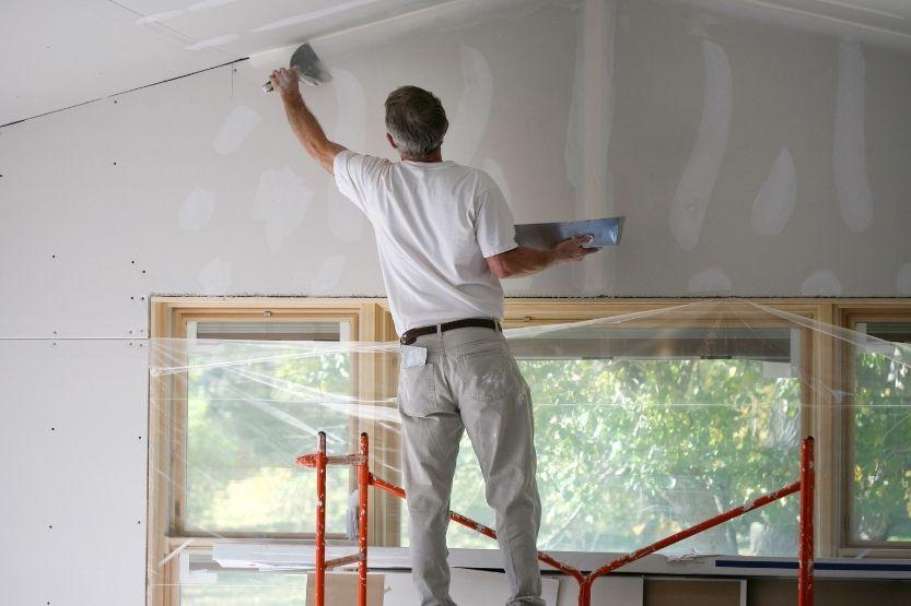 Bad Drywall Job