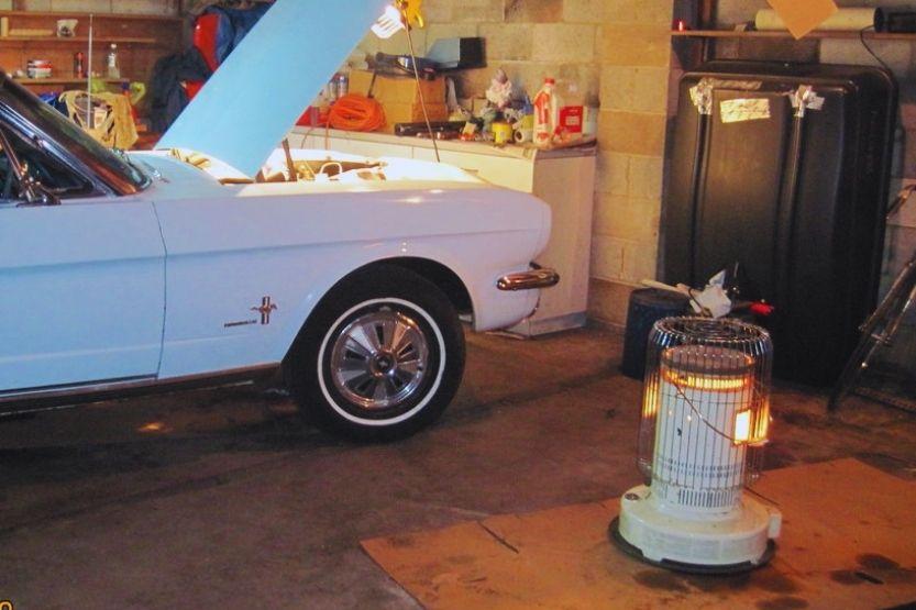 Kerosene Heater for Garage [Tips and Best Heaters]