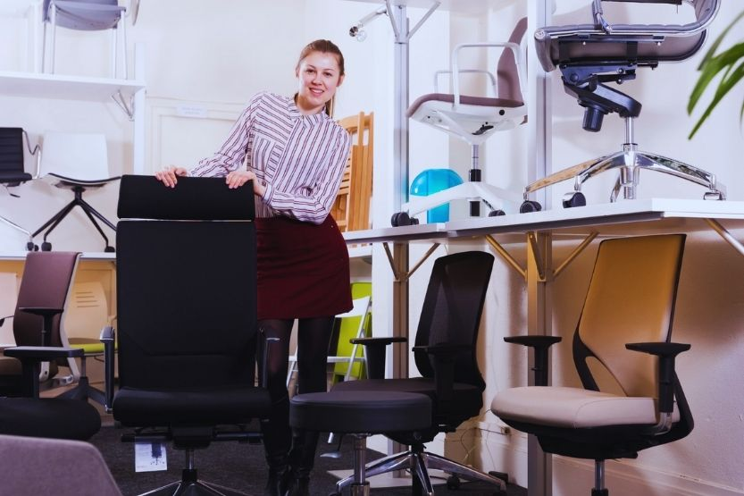 best place to buy office chair