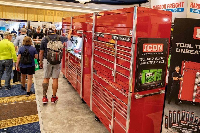 icon tool box unboxing