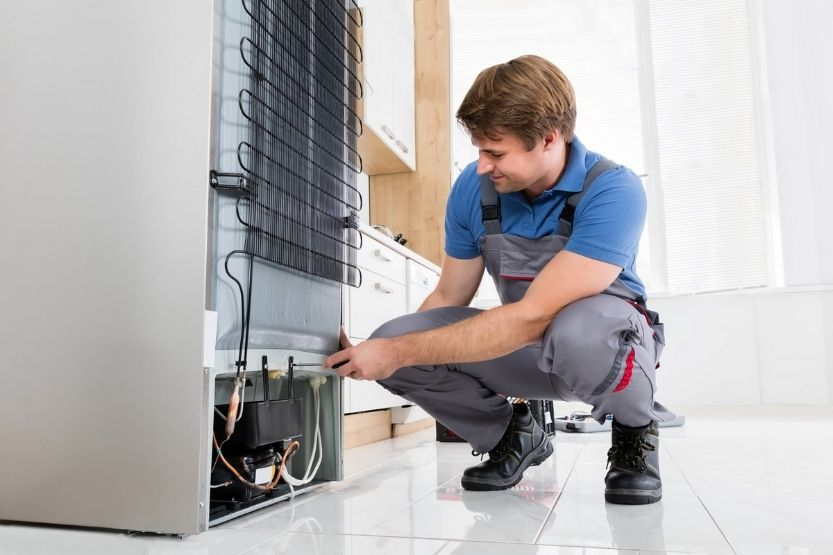 refrigerator compressor running but not pumping